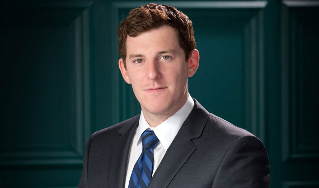 Kerr Russell welcomes new associate Andrew Eurich