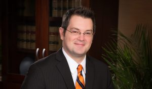 Headshot of Matthew L. Powell  of Kerr Russell - arbitration