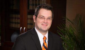 Headshot of Matthew L. Powell  of Kerr Russell - arbitration