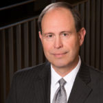 Close up of Patrick J. Haddad, attorney at Kerr-Russell