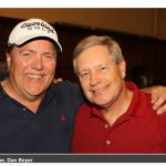 Dan Hoppe and Dan Beyer during the Detroit Chinese Business Association Intenational Golf Outing