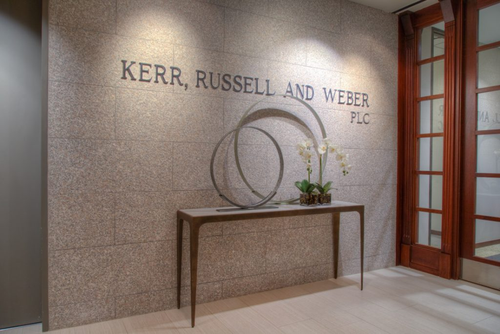 Detroit is in Kerr Russell's DNA: space redesign invokes Motor City's past, present, and future