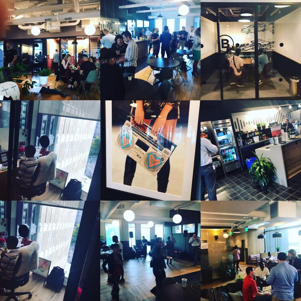 WeWork opens Campus Martius, Detroit location