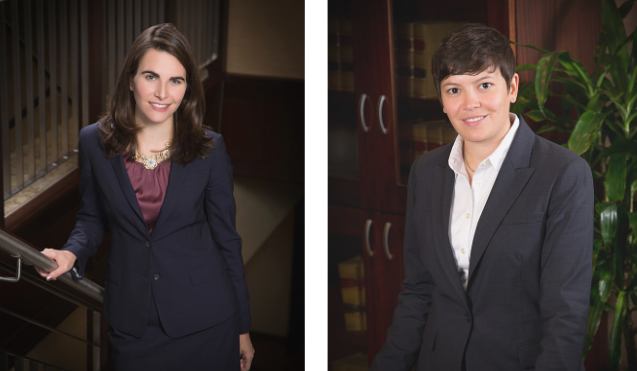 Katherine F. Cser and Anna Valk named Top Women Lawyers by Super Lawyers