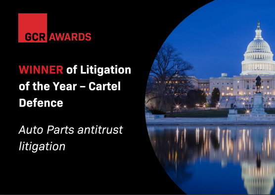 Kerr Russell Attorneys win Litigation of the Year – Cartel Defence award