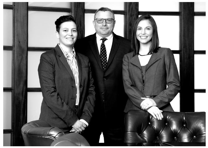 """Kerr Russell Featured as """"Faces of Corporate Law 2019"""" by DBusiness"""