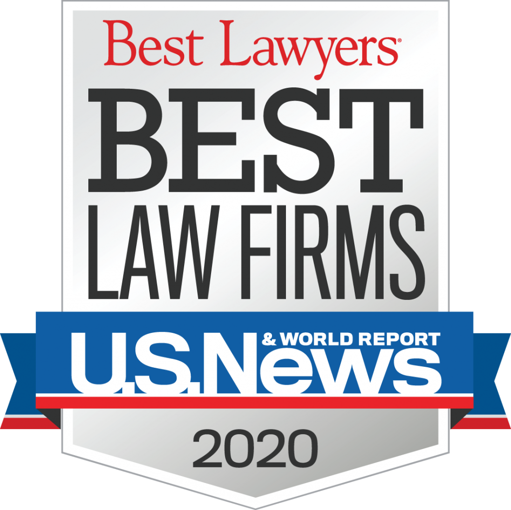 "Kerr Russell Ranked as U.S. News ""Best Law Firm""2020"