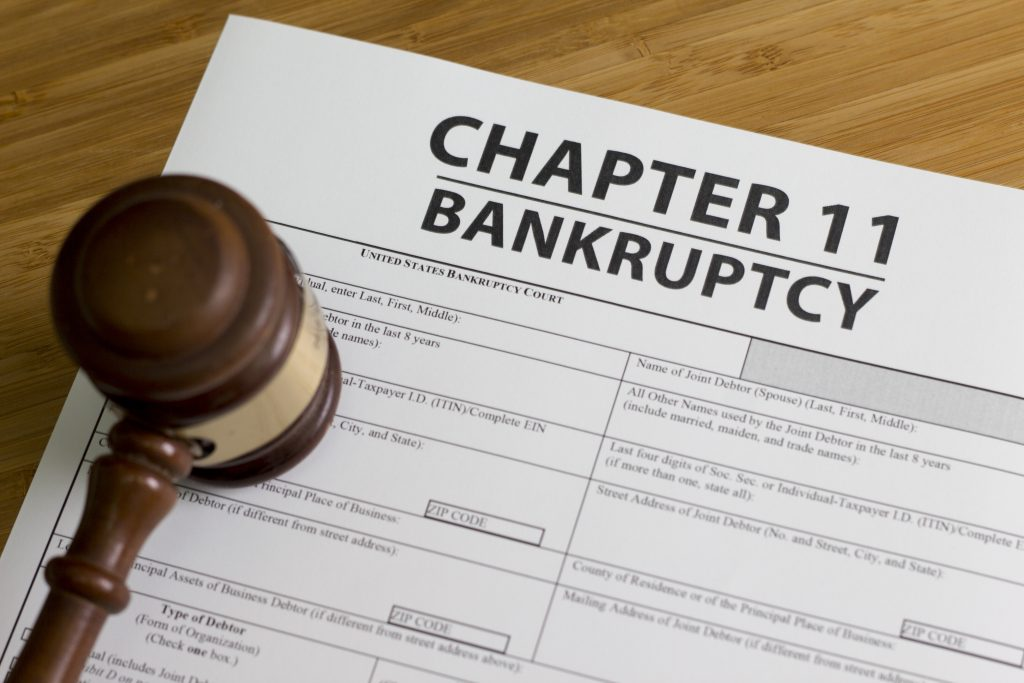 Bankruptcy Alert – The Small Business Reorganization Act