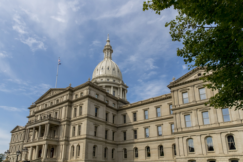 Michigan Employment Security Act EO Amendment