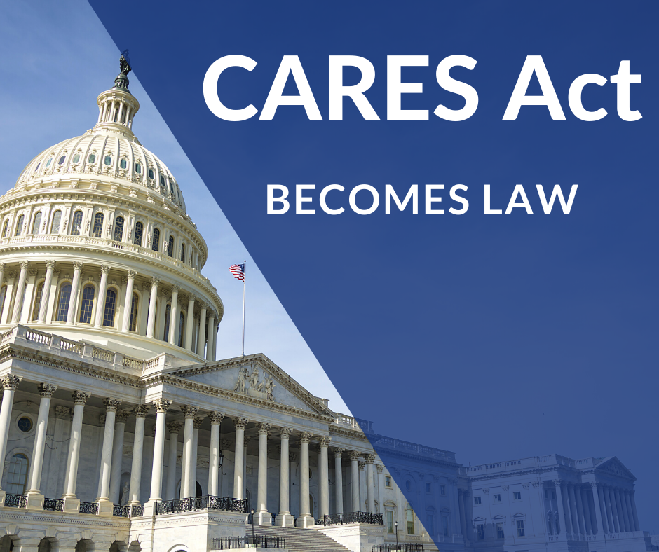 Bankruptcy Update – CARES Act Amends the SBRA