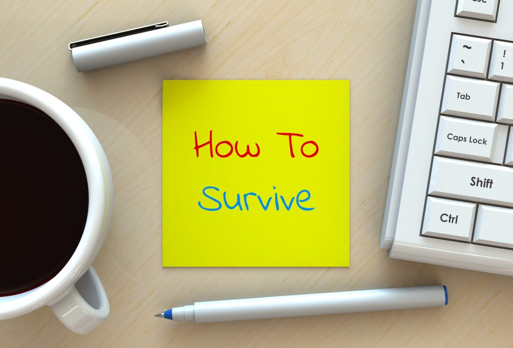 Kerr Russell's Small Business Survival Guide
