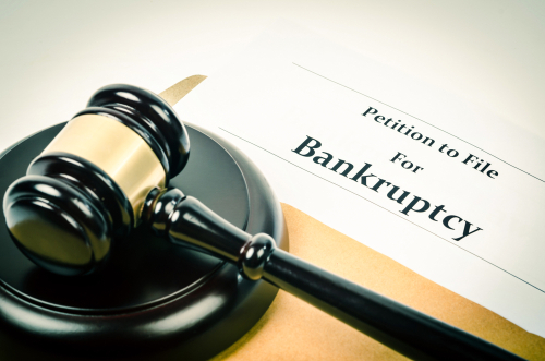 Should A Small Business Consider Filing Bankruptcy?