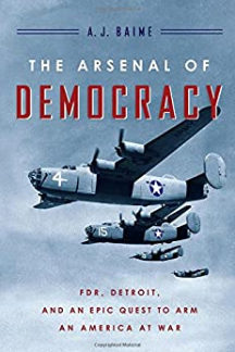 Book Review – The Arsenal of Democracy