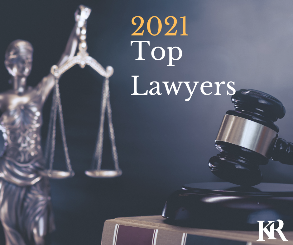 22 Kerr Russell Attorneys Recognized as DBusiness 2021 Top Lawyers