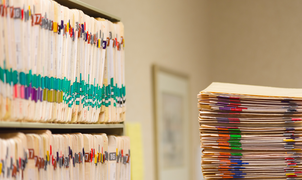 Providing Dental Records to Patients with Past-Due Accounts